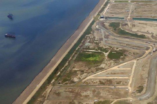 Gugatan kasasi penghentian reklamasi Pulau M dimenangkan DKI