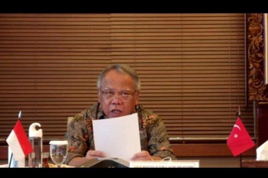 Menteri PUPR ajak investor Turki berpartisipasi di Tol Trans-Sumatera