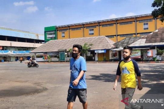 Aktivitas Pasar Minggu Jakarta Selatan kembali normal