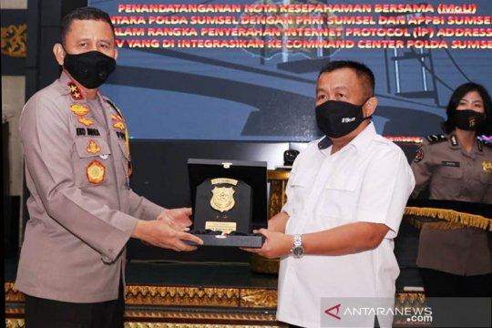 PHRI Sumsel lanjutkan pemasangan seribu CCTV cegah kriminalitas