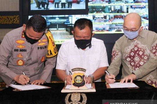 Polda-PHRI integrasikan CCTV hotel di Palembang