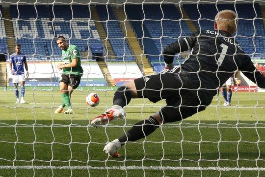Rodgers sanjung tinggi-tinggi Kasper Schmeichel
