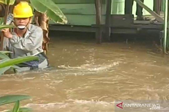 Banjir di Natuna disebabkan penyempitan sungai