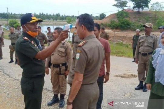 Pejabat positif COVID-19, Satpol PP dan WH Aceh bekerja dari rumah