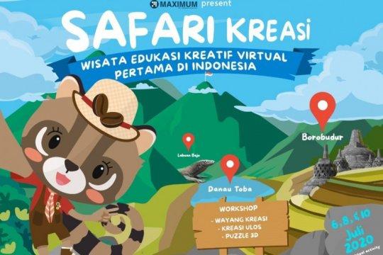 Kemenparekraf dukung wisata edukasi kreatif virtual untuk anak