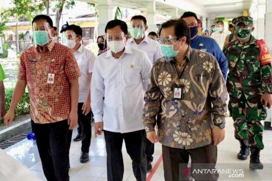 Menkes janji kirim dokter ke RSUD Dr Soetomo Surabaya