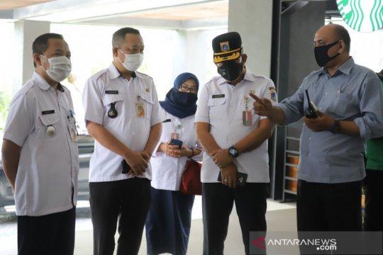 Jakarta Utara ancam tutup toko tak patuhi protokol kesehatan