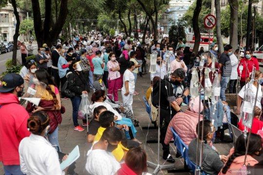 Gempa di Meksiko