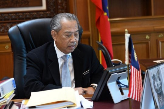 Ketua ASEAN telepon Muhyiddin Yassin bicarakan COVID-19