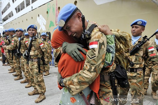 Anggota DPR minta Kemlu sikapi soal Prajurit TNI yang gugur di Kongo