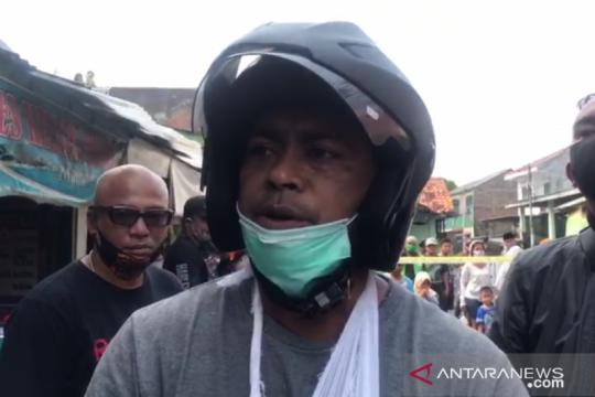 Korban penganiayaan kelompok John Kei serahkan proses hukum ke polisi
