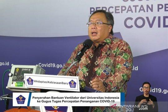 Menteri dorong riset pangan tangani kekerdilan di tengah pandemi