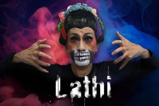 Didik Nini Thowok ramaikan #LathiChallenge