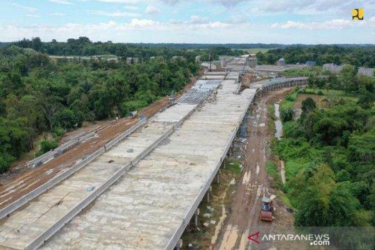 Tol  Serang-Panimbang dan Cisumdawu masuk target prioritas 2021