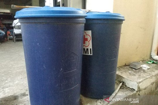 PMI Jaksel hasilkan 9 set limbah medis per hari selama COVID-19