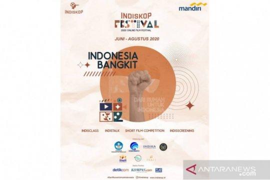 Indiskop Film Festival 2020 perdana digelar secara online