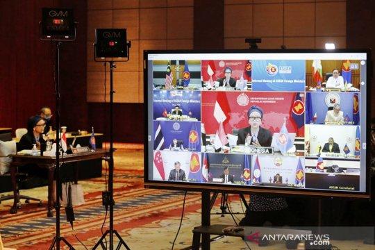 Indonesia dorong negosiasi CoC Laut China Selatan segera dilanjutkan