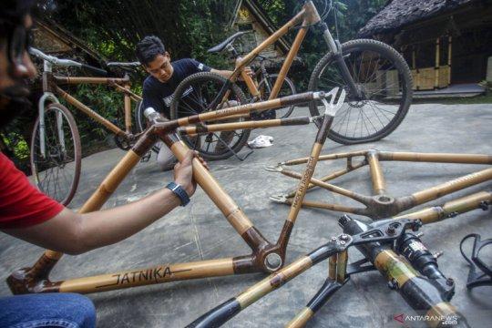 Sepeda dari bambu produksi Indonesia tembus pasar dunia