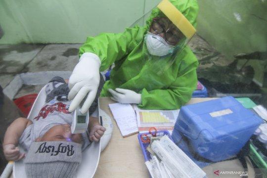 WHO peringatkan penurunan imunisasi terhadap anak-anak selama pandemi