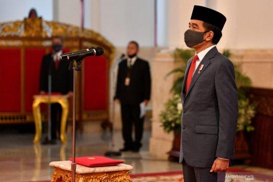 Presiden lantik 17 anggota Konsil Kedokteran Indonesia 2020-2025