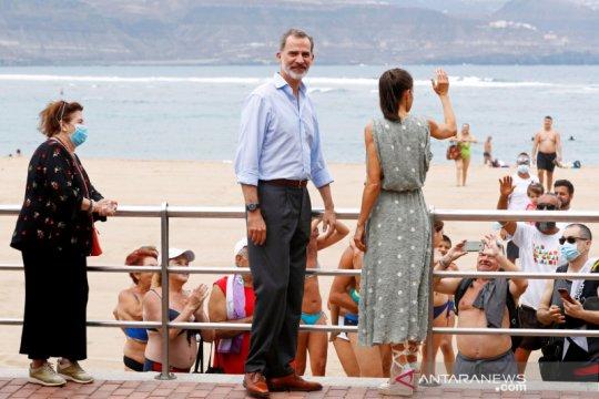 Pemesanan kamar hotel di Spanyol anjlok 78 persen