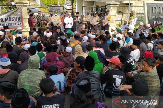 DPRD Cianjur sampaikan aspirasi warga menolak RUU HIP ke DPR