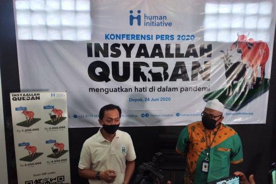 Human Initiative siap laksanakan kurban dengan protokol kesehatan