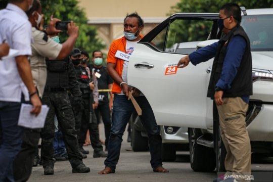 Kemkumham proses pencabutan pembebasan bersyarat John Kei