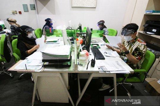 BPJamsostek beri donasi perlindungan PMI  DKI Jakarta lawan pandemi
