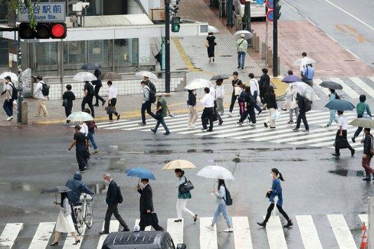Jepang mungkin terapkan kembali status darurat bila kondisi memburuk