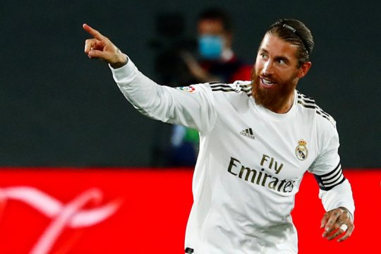 Ramos serang balik yang mengkritik Madrid diuntungkan wasit