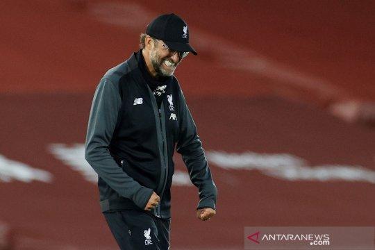 Klopp ungkap rencana masa depan setelah kontraknya habis di Liverpool