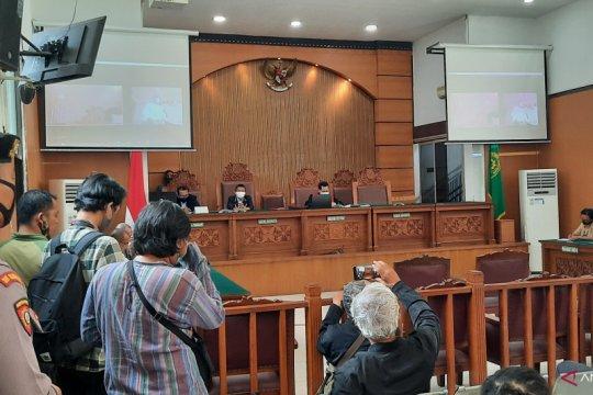 Hakim PN Jaksel tolak gugatan praperadilan Ruslan Buton