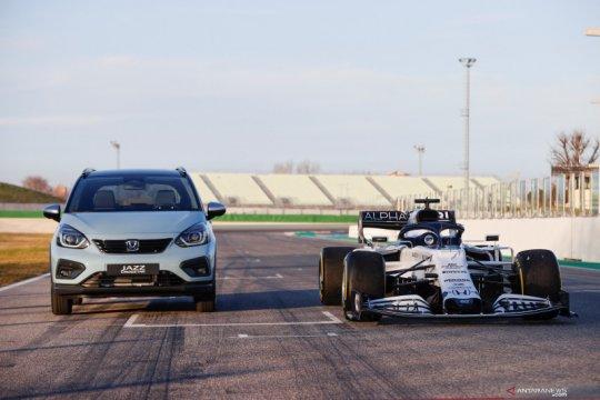 Honda Jazz Hybrid akan adopsi teknologi mobil balap F1