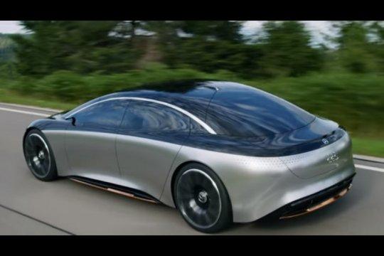 Mercedes-Benz dan NVidia siap luncurkan mobil swakemudi cerdas