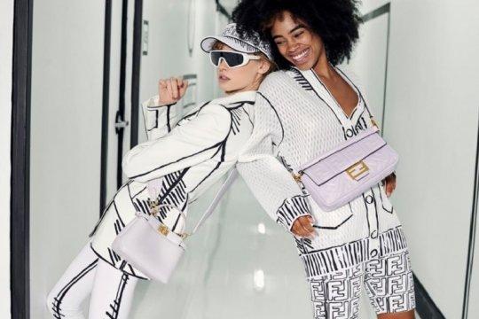 Rumah mode Fendi jadi pembuka gelaran Milan Fashion Week
