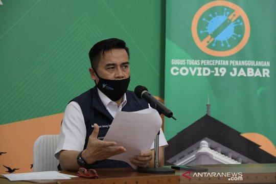 Dinas Kesehatan: Sekitar 200 siswa Secapa AD Bandung terpapar COVID-19