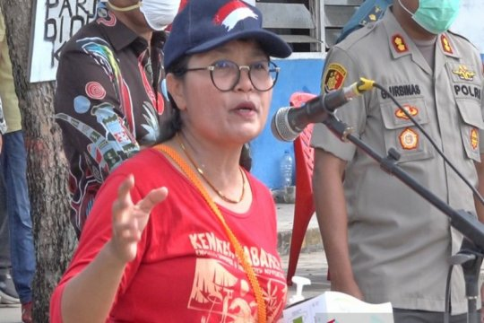 Warga Kota Jayapura positif COVID-19 bertambah 45 jadi 810 orang