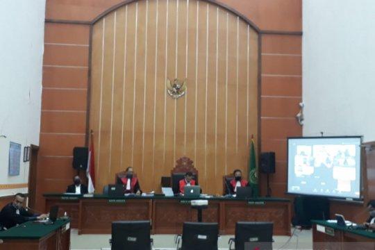 Polisi jaga sidang vonis penusuk Wiranto di PN Jakarta Barat