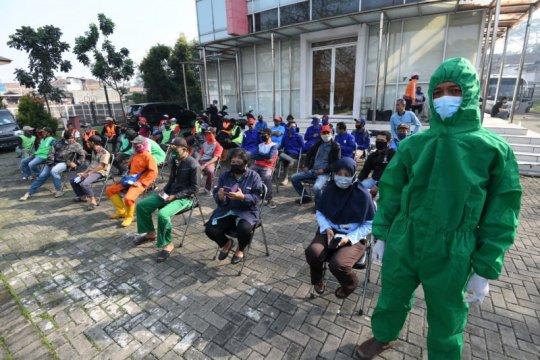 BIN: 16 orang reaktif saat tes cepat di Bandung