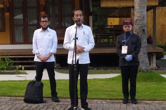 Kemarin, penolakan RUU HIP hingga Jokowi kunjungi Banyuwangi
