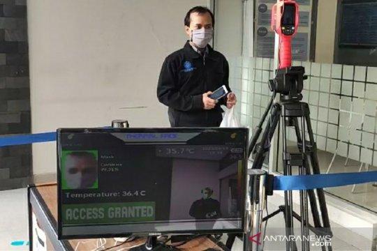 Ilmuwan UGM kembangkan alat pengukur suhu tubuh dengan pemindai wajah