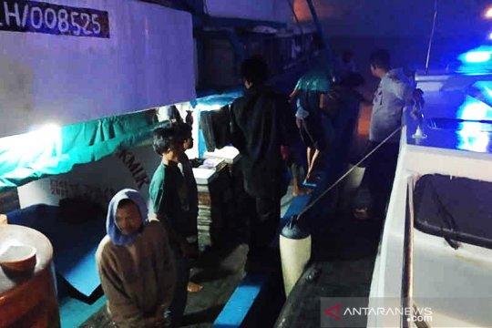 Polres Indramayu evakuasi 17 ABK korban kapal tenggelam