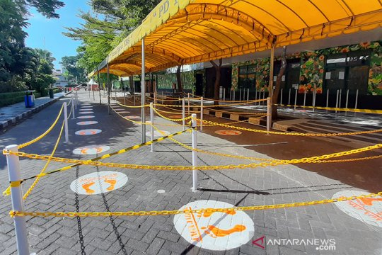 Kebun Binatang Surabaya akan dibuka awal Juli