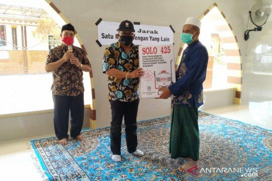PMI latih santri di Jember Jatim meracik disinfektan yang aman