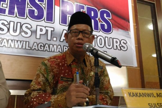 Haji batal, empat calhaj asal Sulsel tarik setoran pelunasan