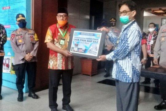 3.747 pekerja pariwisata Maluku dibantu sembako dari Kemenparekraf