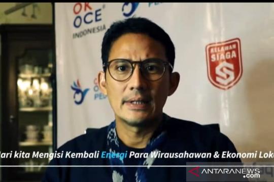 Sandiaga : Energi terbarukan dapat dikembangkan di Indonesia