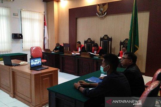 Satpam hotel di Ambon divonis 6,5 tahun penjara karena kasus narkoba