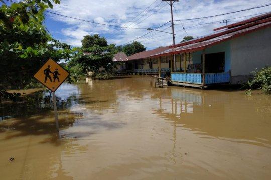 Banjir melanda sebagian wilayah Kapuas Hulu